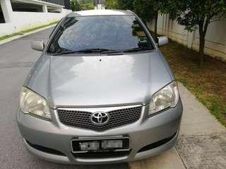 Toyota vios 1.5 2007