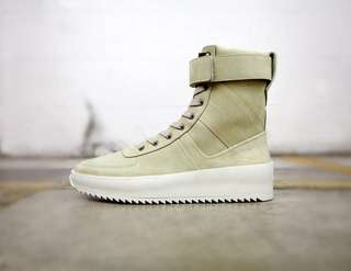 Authentic Fear of God Military Sneaker Mela