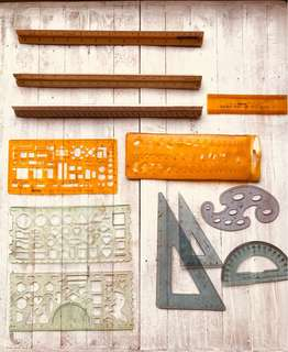 Drafting Materials, Scale, Triangles, and Templates