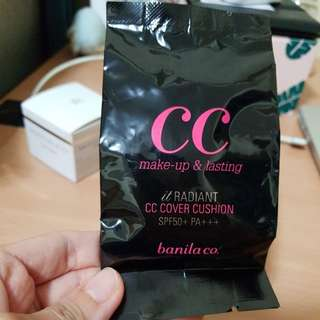Banila co. It radiant cc cover cushion be20 refill