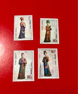 中國郵票2003-15