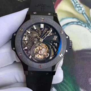 Hublot Big Bang Skeleton Tourbillon Swiss Grade