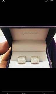 My Diamond earrings