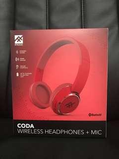 Coda wireless headphones