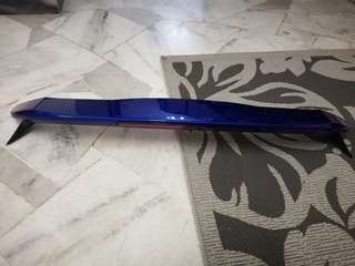 Usdm duck tail rear spoiler Gk5