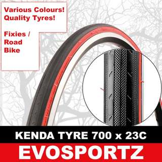 🚚 Kenda Bicycle Tyre (700 x 23C)