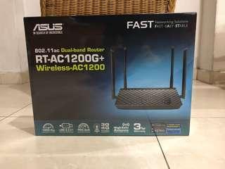 (BNIB) ASUS Wi-Fi Router RT-AC1200G+