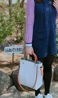 🚚 上班上課都適用—櫻花妹包 日本購回 僅用一次
