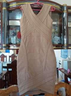 Apartment 8 tan dress