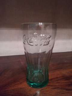 Glasses Coca~Cola