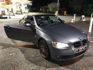 BMW 323i cabrio e92