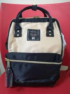 Authentic Anello Nylon Backpack Regular