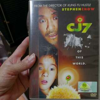 Dvd moive Chinese CJ7
