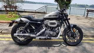 Harley Davidson XL1200CX Roadster