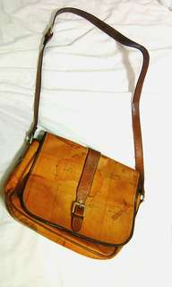 Alviero Martini satchel sling bag