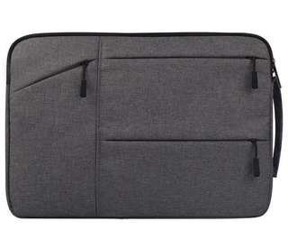 BNIB Laptop Sleeve with pockets