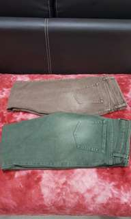 Uniqlo Skinny Fit Jeans Size 23 Waist