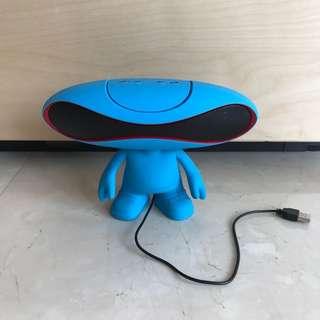 Beats Dude Speaker (bluetooth, am/fm, computer)