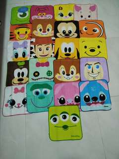 💕Cute cartoon designs handkerchief for sale!!! (Got free gift!!! Up to 10 customers! Limited stocks only!!!)💕