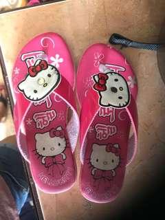 Hello Kitty Shoes slipper 27