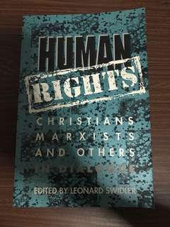 Human Rights- Leonard&Swidler