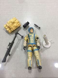 G.i.Joe action figure sub zero