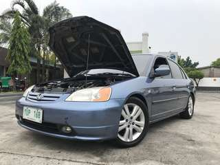 Honda Civic Dimension Vti AT