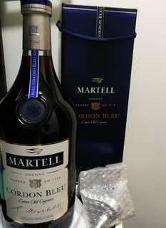 馬爹利 藍帶 干邑 4.5L Martell cordon bleu 4500ml