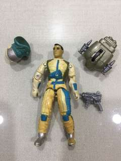 G.i.joe action figure - Count Down astronaut