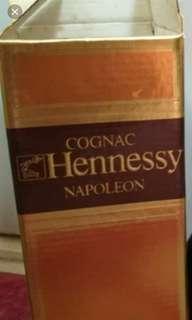 Hennessy Napoleon 700ml box, 每個