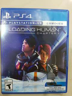 PS4 Game - Loading Human (VR Game)