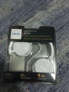 Philips SHL 3060 HEADPHONES (White)