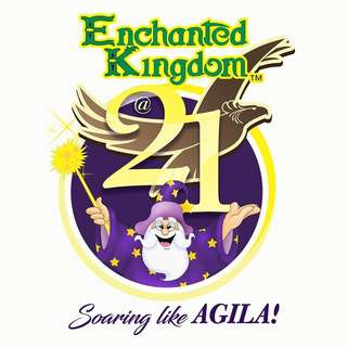 ENCHANTED KINGDOM WITH AGILA RIDE