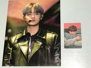 Wanna One Premier Fan-Con PhotoCard Full Set (Lee Daehwi)