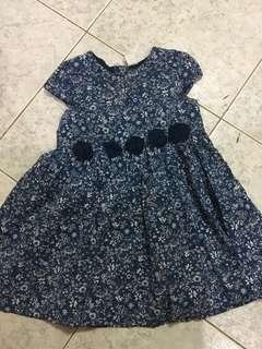 HnM dress 2t
