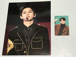 Wanna One Premier Fan-Con PhotoCard Full Set (Ong Seongwu)