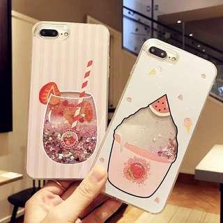 iPhone 流沙Case