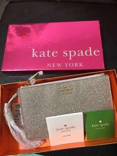 全新Kate Spade Wallet/ card Wallet/ Wirstlet
