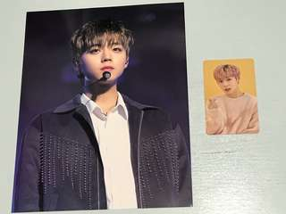 Wanna One Premier Fan-Con PhotoCard Full Set (Park Jihoon)