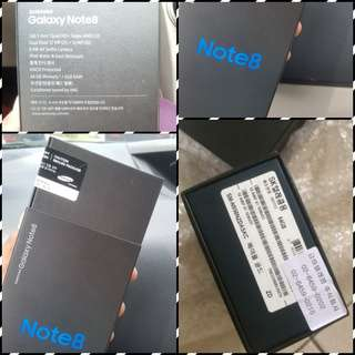 Samsung Note8, 64GB For Sale