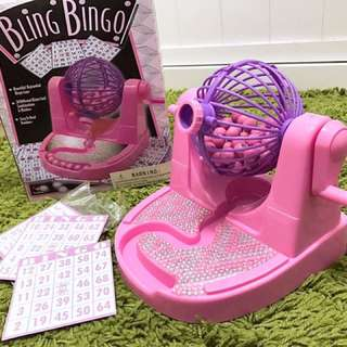 Bing bingo賓果開號桌遊