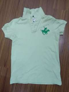 Ralph Lauren Polo Shirt ( size S fit to M)