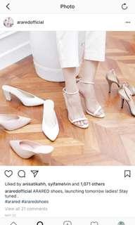 Arared AEZA heel