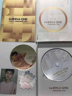 Wanna One 0+1=1 I Promise You - Ong Seong Wu Full Set 連專 (Day Ver.)