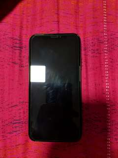 WTS: Used iPhone X 256GB Space Gray