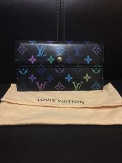 Lv multicolor wallet