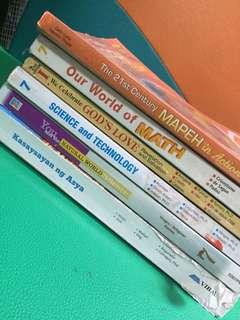 Grade 7 Textbook Bundle