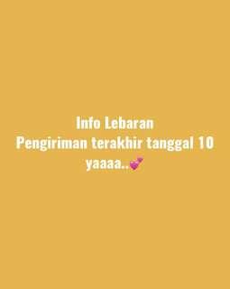 Info lebaran