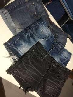 SHORT shorts Bundle