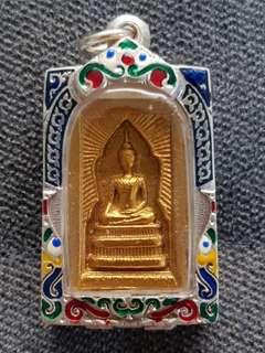 Somdej Wekman 2543 Luang pu moon